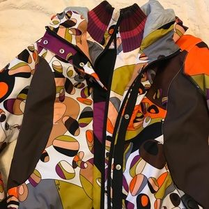 25af0d1080ab Emilio Pucci Jackets   Coats - Emilio Pucci Rossignol hooded winter ski  jacket S